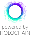 Powered by Holochain